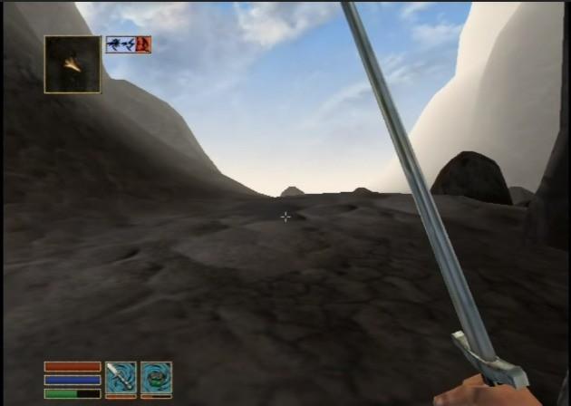 Jogo Elder Scrolls 3: Morrowind