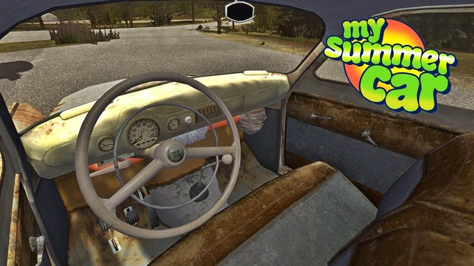 Eliminar vespas mod my summer car