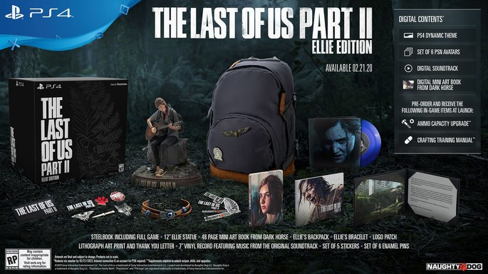 Ellie Edition The Last of Us 2
