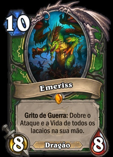Emeriss - Hearthstone