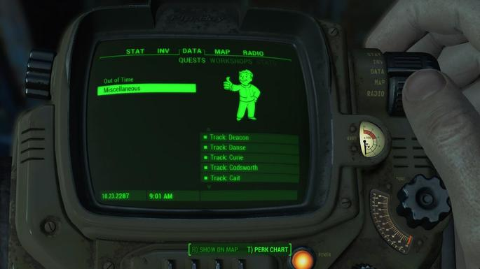 Localizar compañeros fallout 4 mod