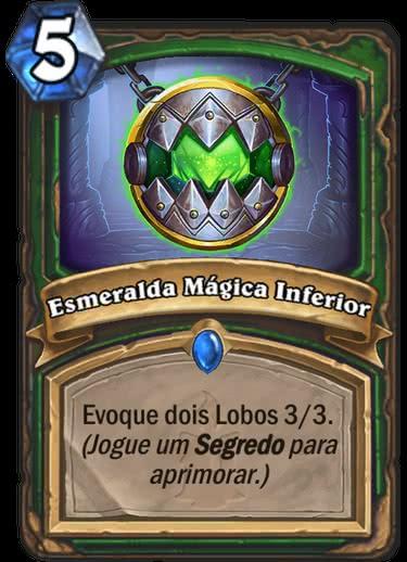 Esmeralda Mágica Inferior
