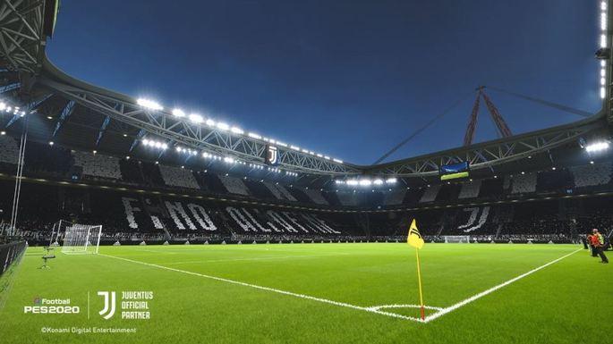 Estádio Juventus PES 2020