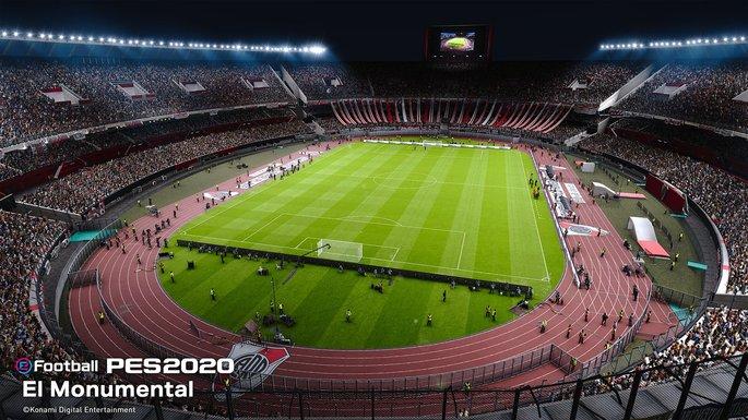 Estádio River Plate PES 2020