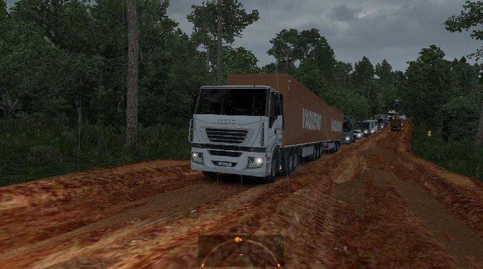 Estradas brasileiras euro truck mod