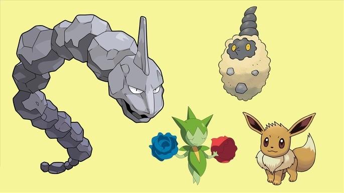 Evento Evoluções - Pokemon GO