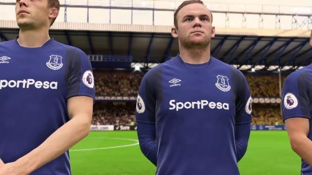 Everton Modo Carreira - FIFA 18
