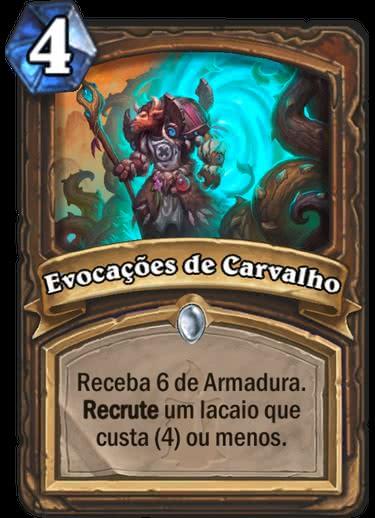 Evocações de Carvalho