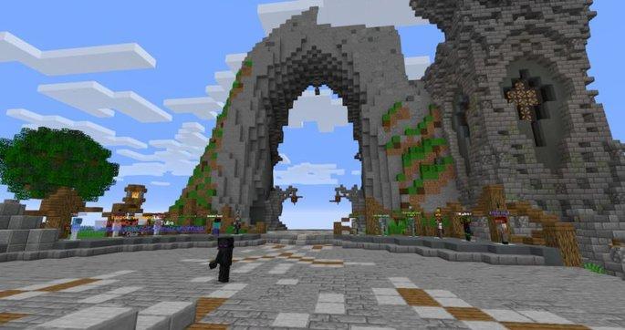 Melhores servidores para Minecraft