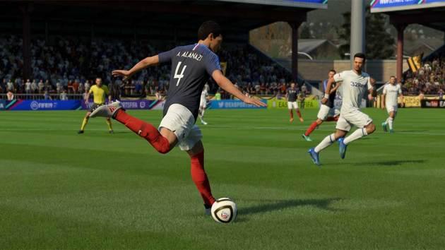 Passe Falso - FIFA 19