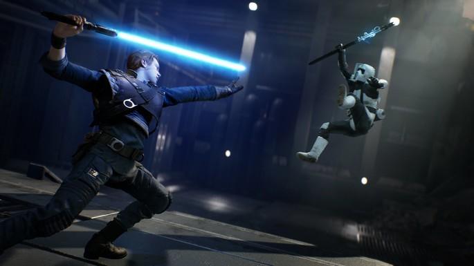 Fallen Order combate
