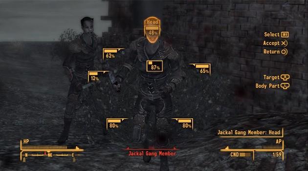 Fallout New Vegas Sobrevivencia