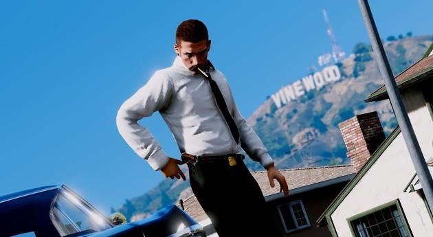 FBI MOD GTA V
