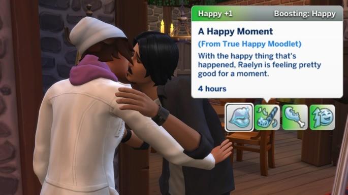 felicidade real mod the sims 4