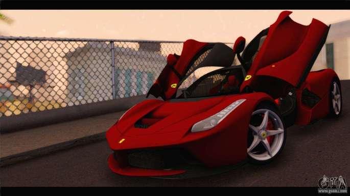 Ferrari GTA SA carros
