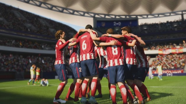 Atletico Madrid - FIFA 18