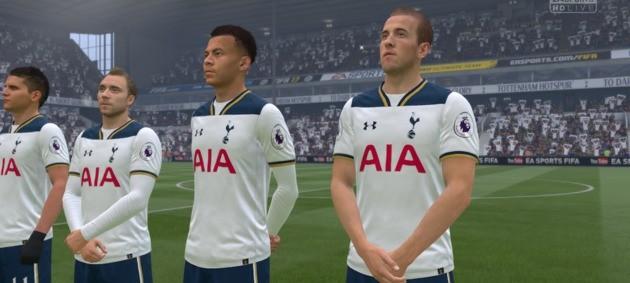 Spurs - FIFA 18