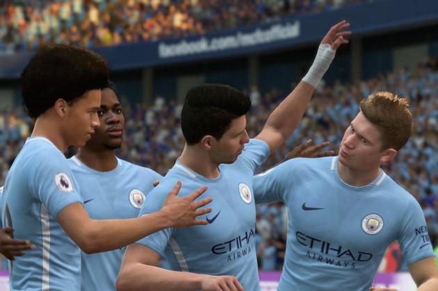 Manchester City - FIFA 18
