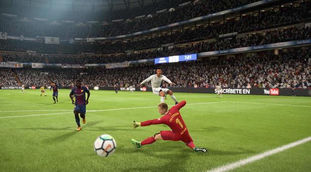 Ataque - FIFA