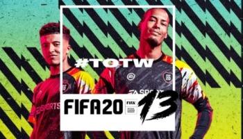 FIFA 20 Ultimate Team: conheça o time da semana 13!