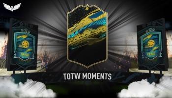 FIFA 20: Team of The Week 27 Moments do FUT revelado!