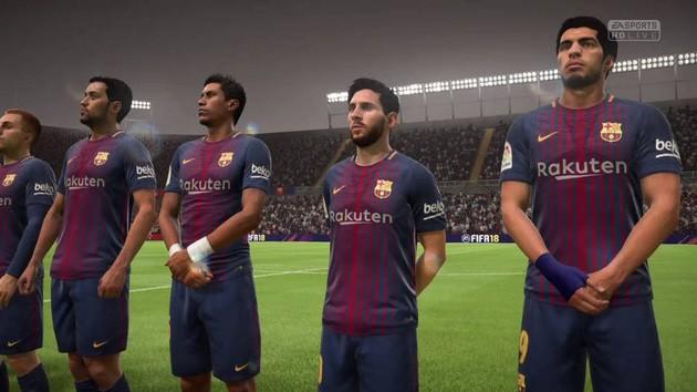 Barcelona - FIFA 18