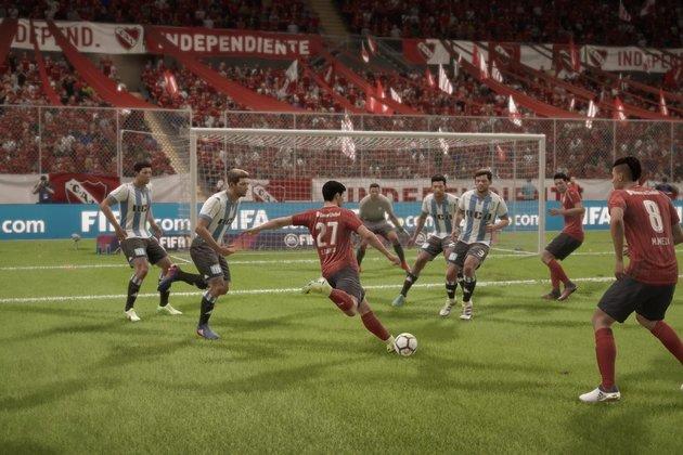 Chutar - FIFA
