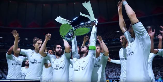 FIFA 19 - Real Madrid