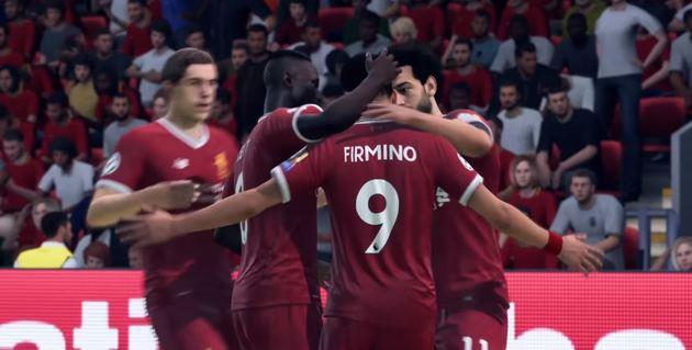 Fifa 19 - Liverpool