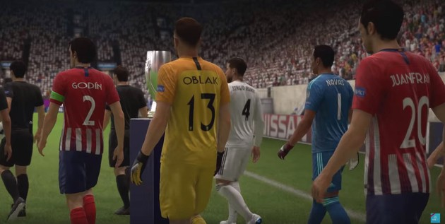 FIFA 19 - Atlético Madrid