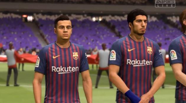 Barcelona - FIFA 19