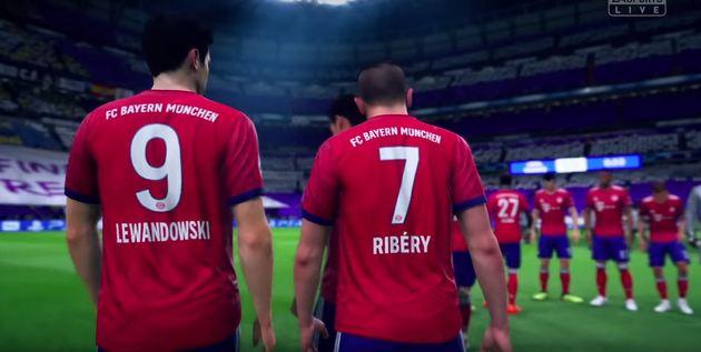 FIFA 19 - FC Bayern
