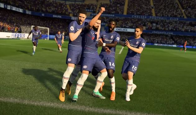 Chelsea - FIFA 19