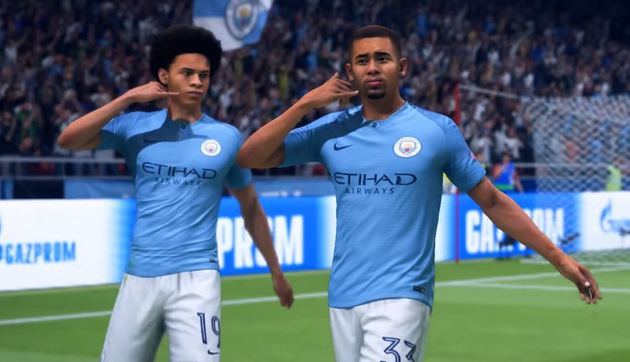 FIFA 19 - Manchester City