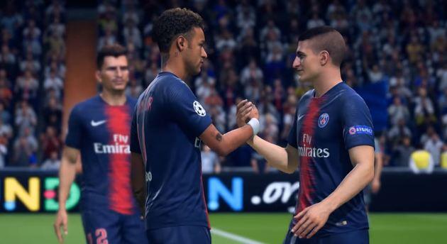 FIFA 19 - PSG