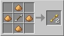 Flecha Espectral - Minecraft
