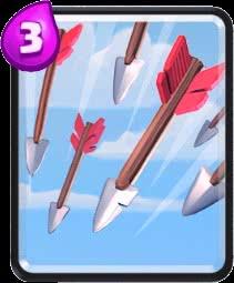 Flechas - Clash Royale