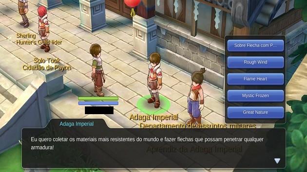 Ragnarok M - NPCs Payon