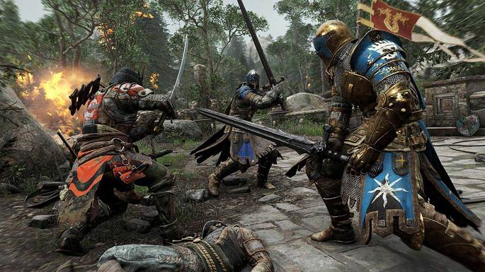 For Honor Online