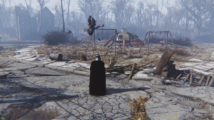 Fuerza Fallout 4