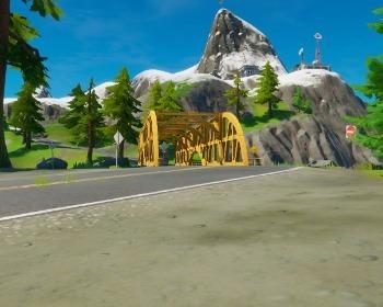 Fortnite: saiba onde fica a Ponte de Aço Verde, Amarela e Vermelha para o desafio da semana 9!
