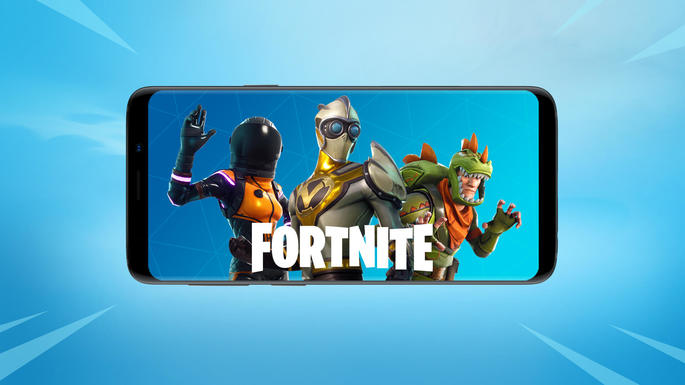 Celulares iOS para Fortnite Mobile