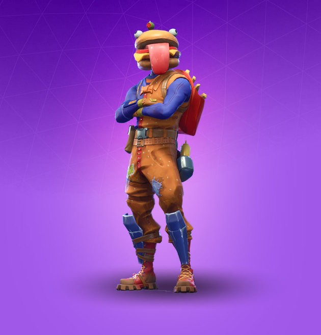 Fortnite Skin Beef Boss