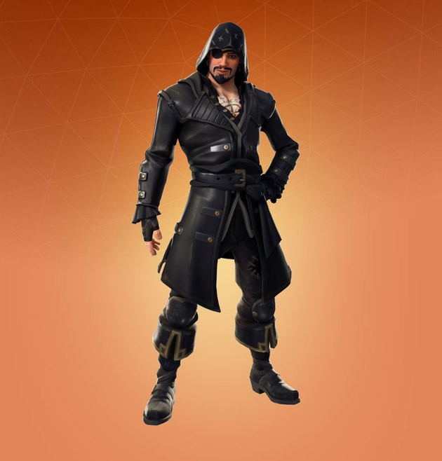 Fortnite Skin Blackheart