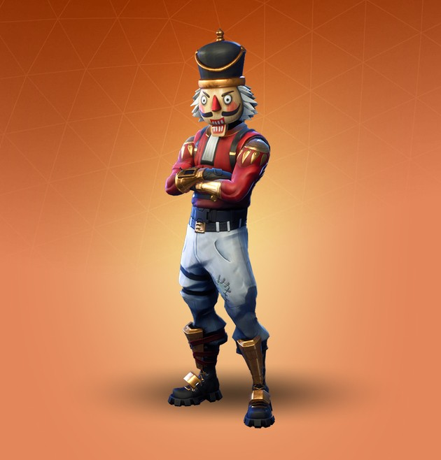 Fortnite Skin Crackshot