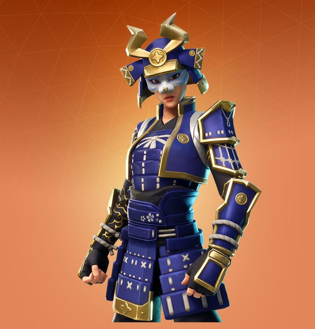 Fortnite Skin Hime