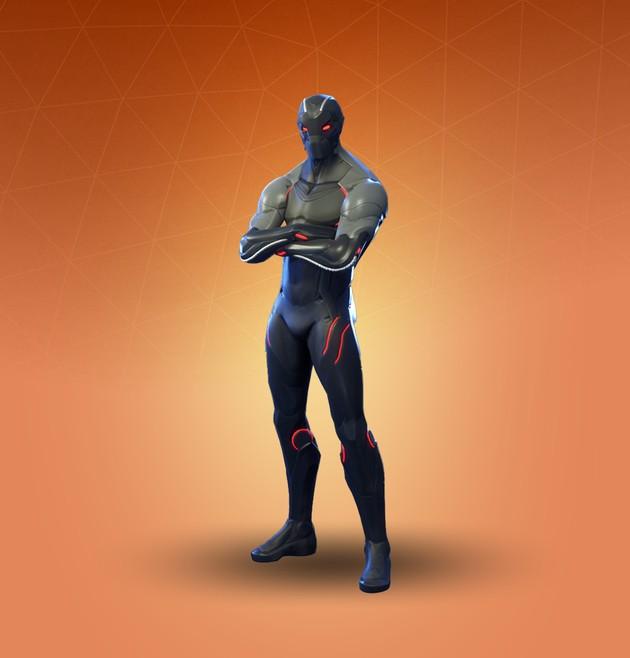 Fortnite Skin Omega