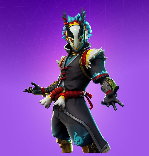 Fortnite Skin Taro