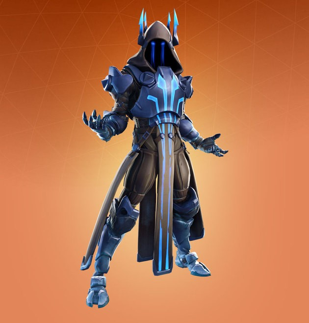 Fortnite Skin The Ice King