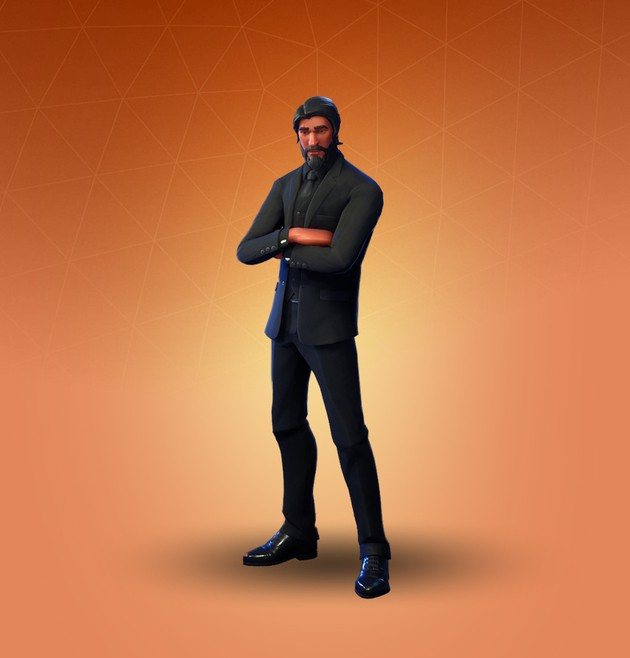 Fortnite Skin The Reaper